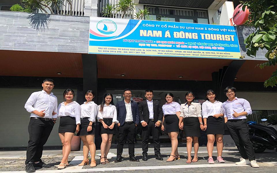 Công ty du lịch Nam Á Đông