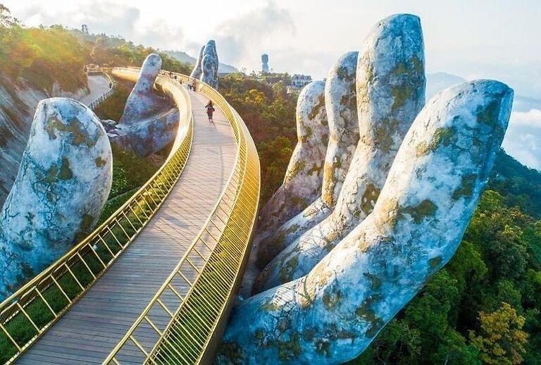 Cây cầu đẹp nhất Đông Nam Á